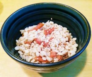 大麦 レシピ