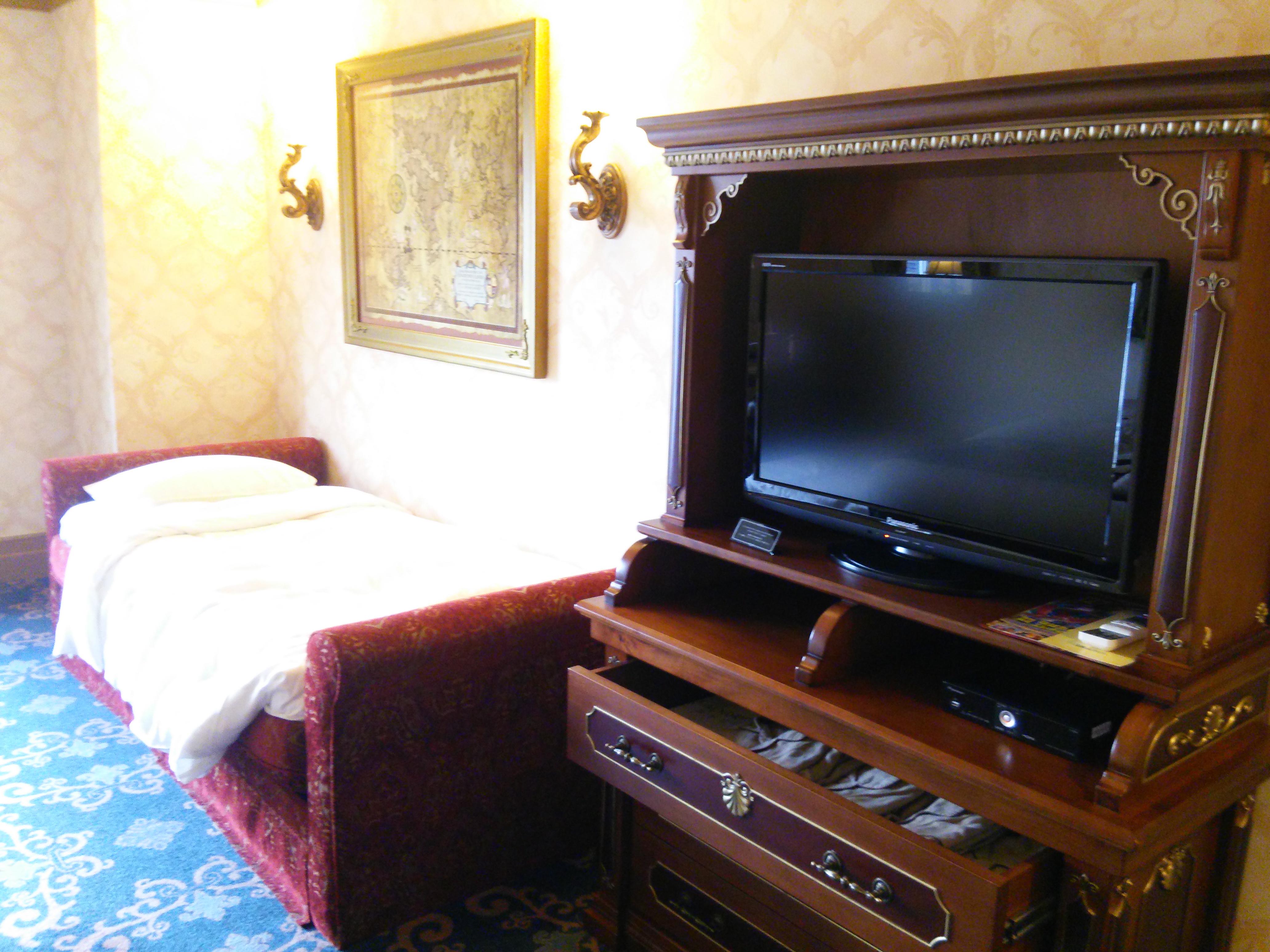 ミラコスタ グランドビュー 4人部屋